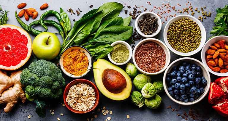 Xây dựng chế độ dinh dưỡng hợp lý phòng ngừa bệnh hiệu quả