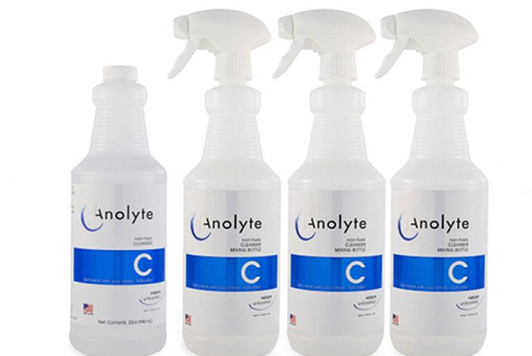 Nước anolyte chữa viêm da cơ địa có thực sự hiệu quả?