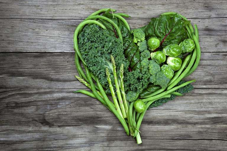 Bệnh nhân nên ăn nhiều rai xanh để tăng sức đề kháng và phòng ngừa các bệnh da liễu