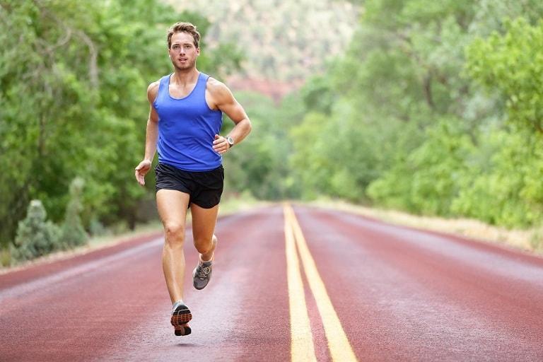 Tập luyện thể thao tăng cường sức khỏe sinh lý ở nam giới