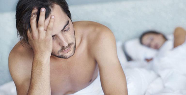 Rối loạn cương dương có thể gây trầm cảm