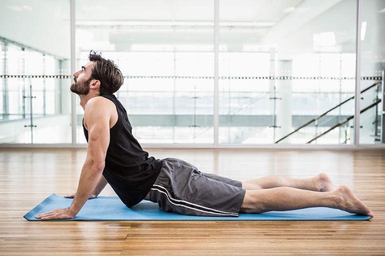 Tập Yoga chữa bệnh rối loạn cương dương