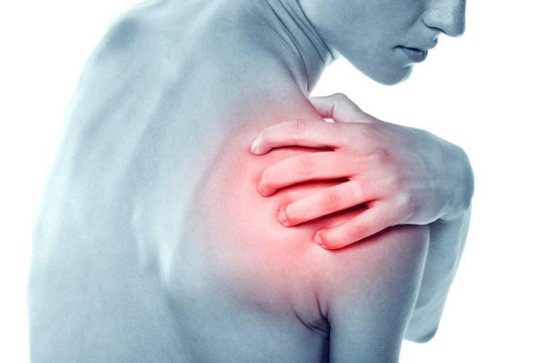 Thoái hóa khớp vai là tình trạng sụn bao quanh khớp bị hủy hoại và xương dưới sụn bị xơ hóa