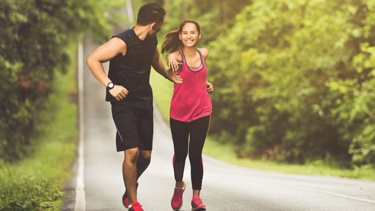 Luôn giúp cơ thể khỏe mạnh giúp kéo dài thời gian trong cuộc yêu
