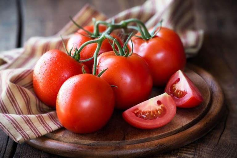 Cà chua cải thiện chứng rối loạn cương dương