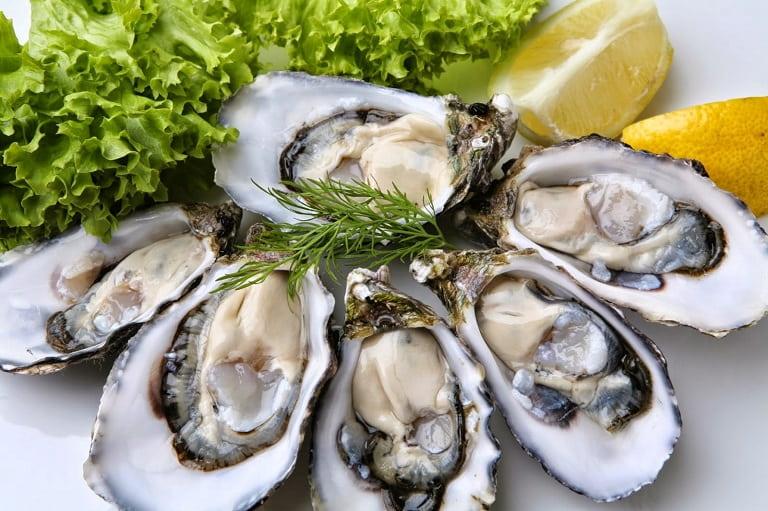 Hàu biển là thực phẩm trị liệt dương hiệu quả