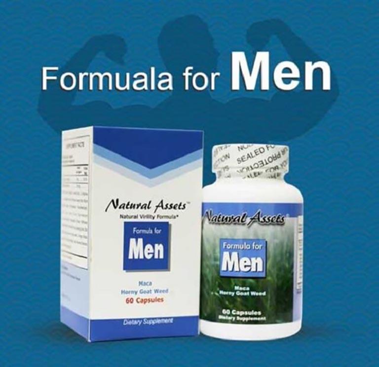 Thuốc Formula for men