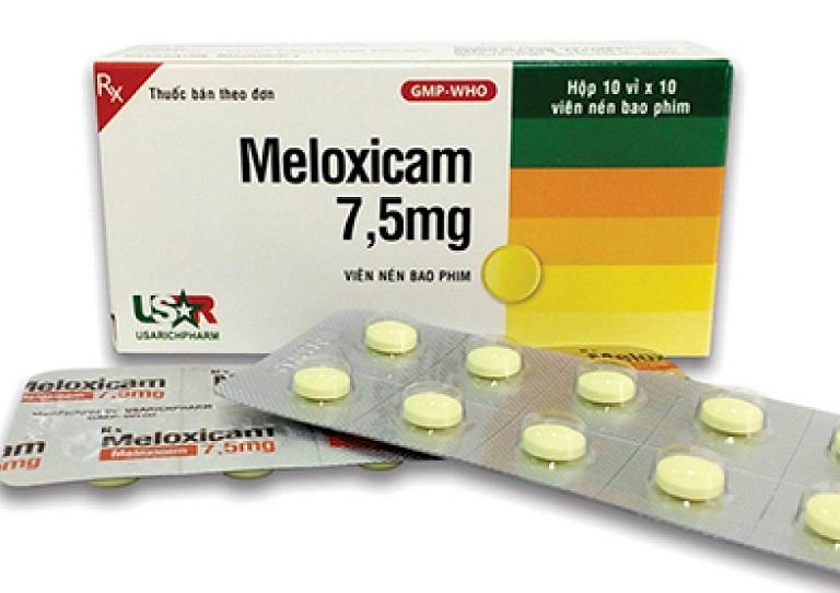 Nhóm thuốc chống viêm được chỉ định cho người bệnh