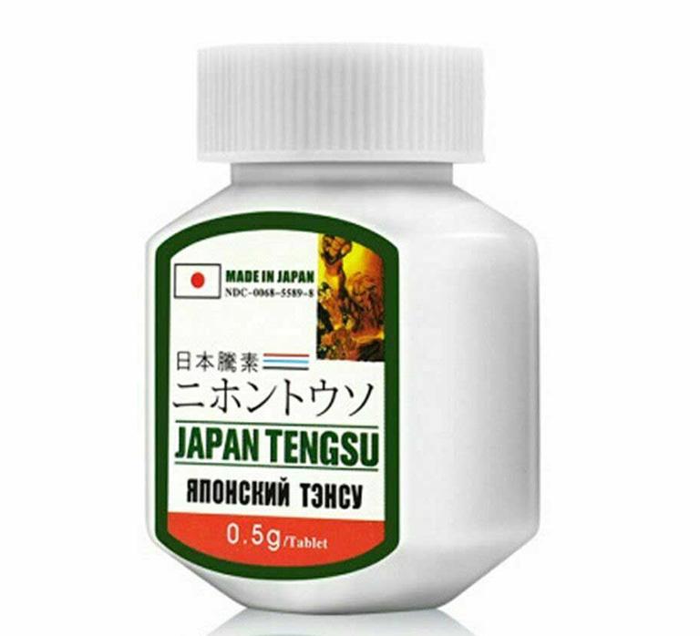 Japan tengsu dược phẩm tại Nhật Bản giúp tăng cường sinh lý hiệu quả