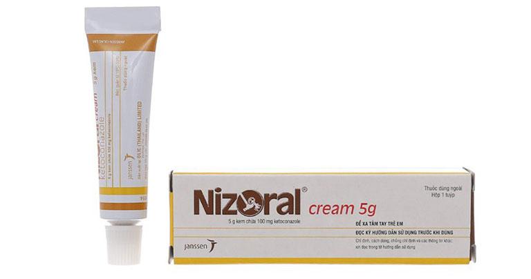 Thuốc bôi Nizoral khá phổ biến hiện nay