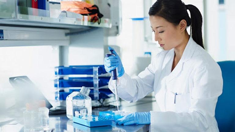 Thuốc tiêm sinh học được nghiên cứu và sản xuất từ phòng thí nghiệm