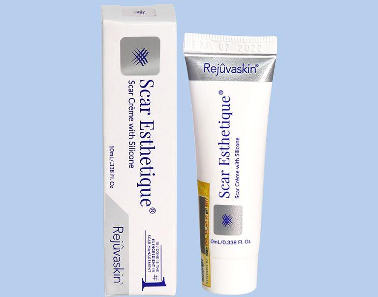 Kem bôi trị sẹo hiệu quả sau khi điều trị bệnh