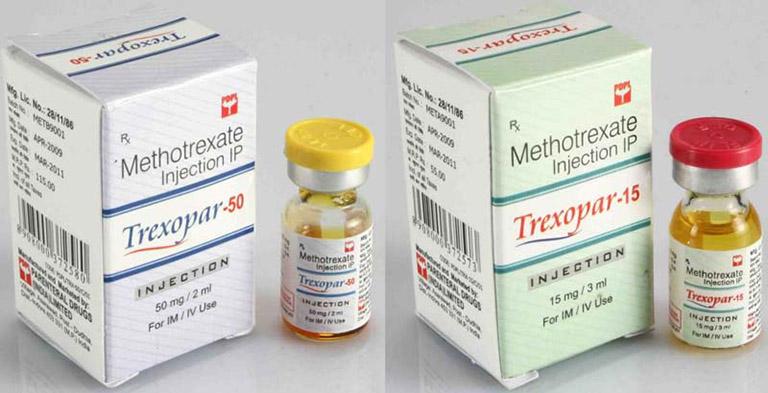 Methotrexate là một trong những loại thuốc trị vảy nến mới nhất của thế giới