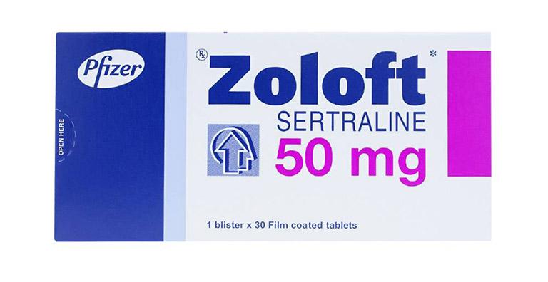 Thuốc Zoloft có tác dụng chữa xuất tinh sớm cho phái mạnh
