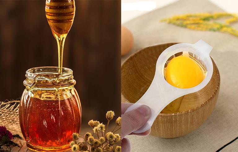 Chữa xuất tinh sớm bằng trứng gà và mật ong