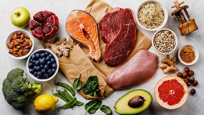 Chế độ dinh dưỡng quan trọng trong quá trình trị vẩy nến
