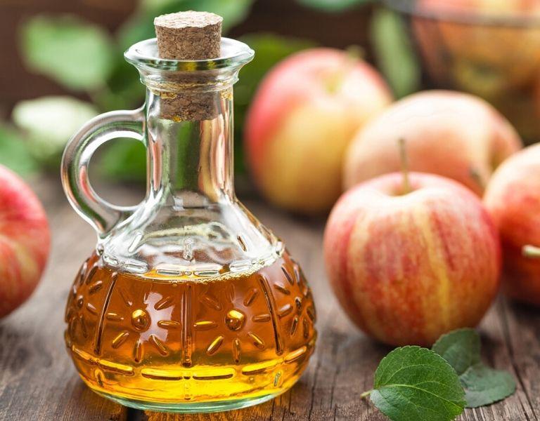 Giấm táo là bài thuốc điều trị bệnh hiệu quả