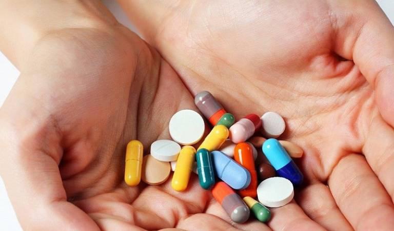 Một số loại kháng sinh chữa viêm da