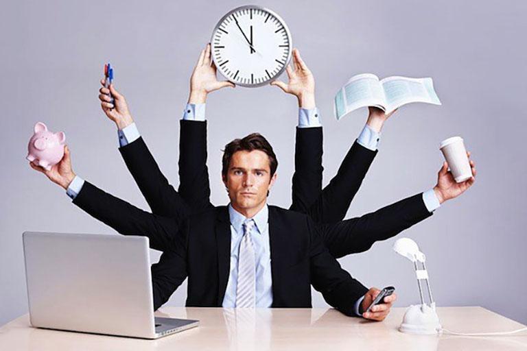Điều chỉnh thời gian học tập, nghỉ ngơi hợp lý