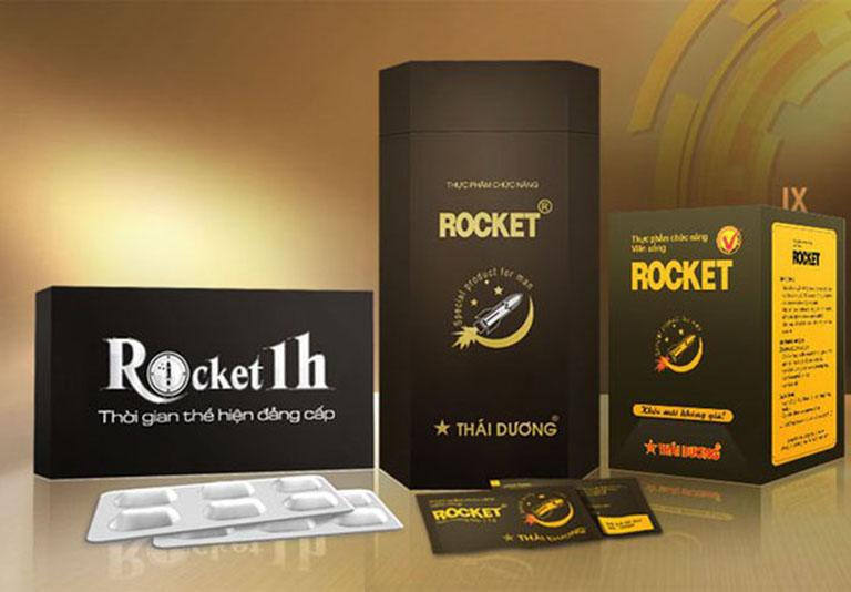Rocket 1h có nhiều dạng đóng gói tương ứng với mức giá khác nhau