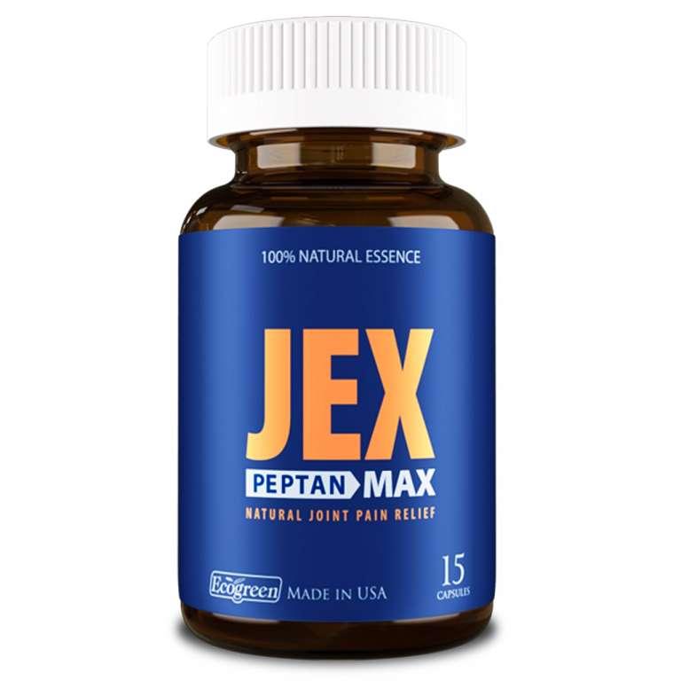 Jex Max là một trong những loại thuốc bổ xương khớp của Mỹ được nhiều người tin dùng