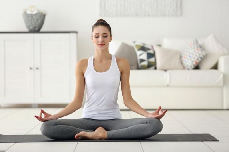 Bài tập yoga chữa thoái hóa cột sống, giúp xương khớp linh hoạt