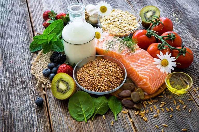 Điều chỉnh chế độ dinh dưỡng để chữa thoái hóa khớp gối hiệu quả