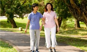 Mắc bệnh thoái hóa khớp chỉ nên đi bộ tối đa 30 phút