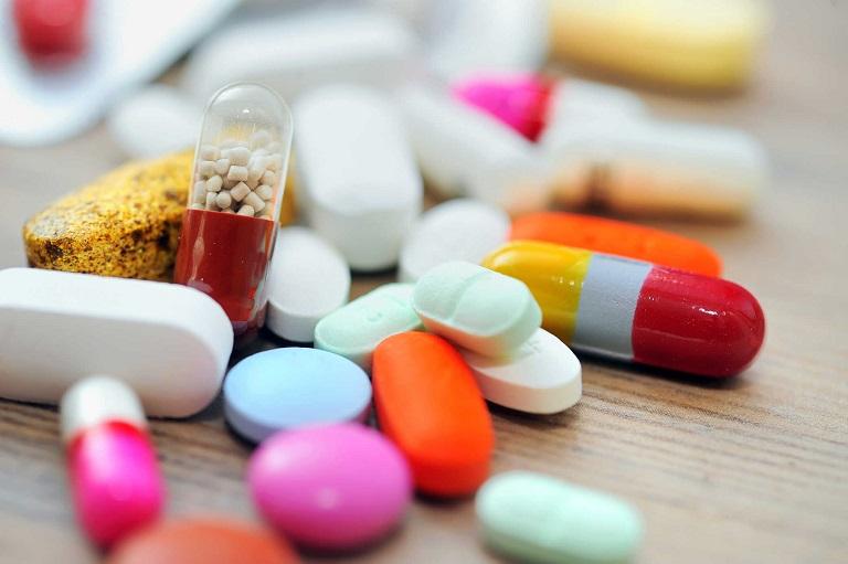 Thuốc tây y chữa phính đĩa đệm nhằm giảm triệu chứng