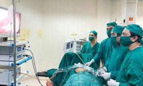 Phương pháp điều trị thoát vị đĩa đệm bằng sóng cao tần không gây đau, phục hồi nhanh và hạn chế xuất hiện biến chứng