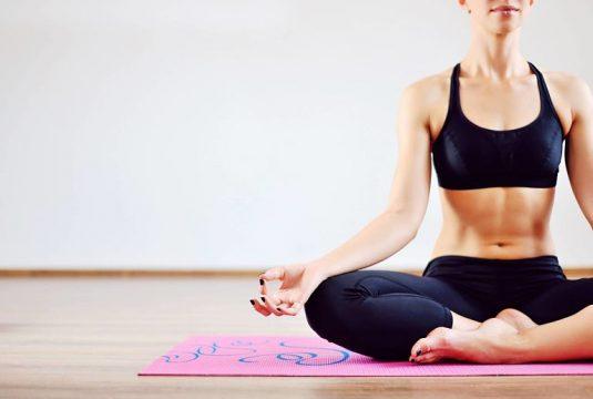 Tập luyện Yoga rất tốt cho người bị thoái hóa khớp gối