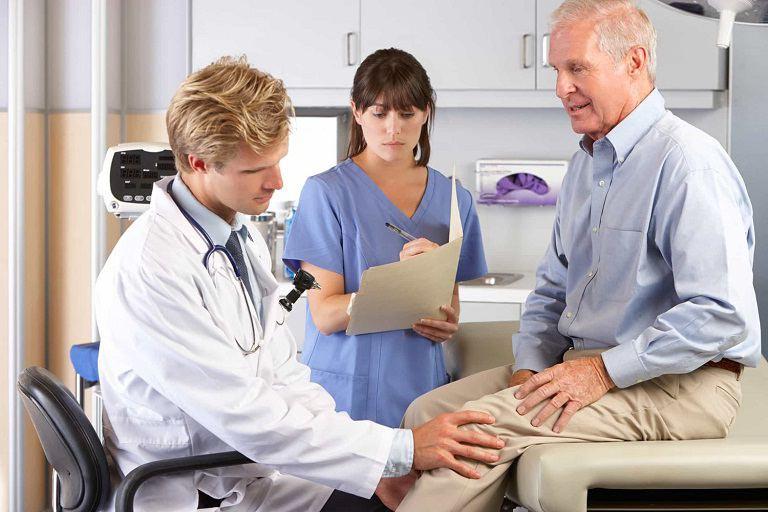 Yếu tố tuổi tác là nguyên nhân hàng đầu gây bệnh