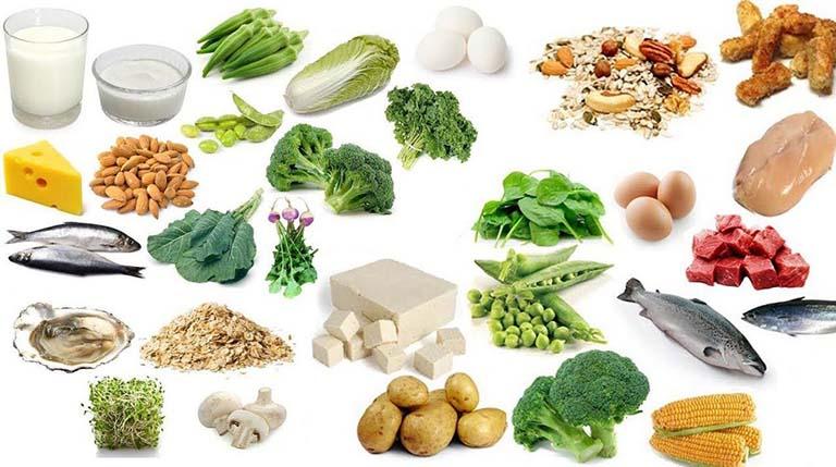 Chế độ dinh dưỡng rất quan trọng cho người bệnh cải thiện bệnh lý xương khớp