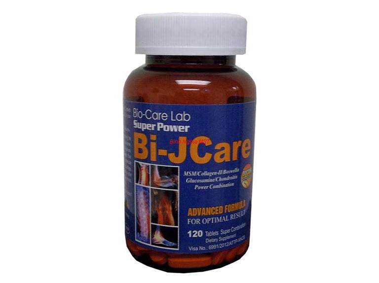 Bi - Jcare là sản phẩm chữa thoát vị đĩa đệm rất tốt