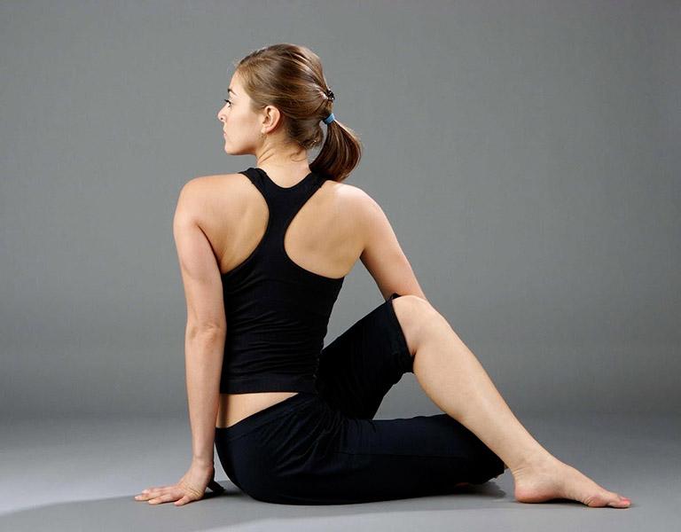 Thực hiện bài tập thoát vị đĩa đệm cột sống thắt lưng giúp cải thiên bệnh hiệu quả