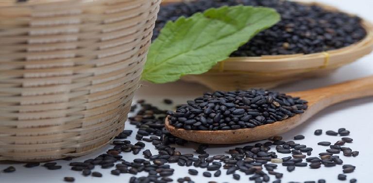 Vừng đen là một trong những vị thuốc được sử dụng để điều trị các vấn đề yếu sinh lý hiệu quả