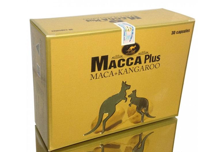 Maca Plus là thực phẩm chức năng bổ thận, tăng cường sinh lý nam được nhiều người tin dùng