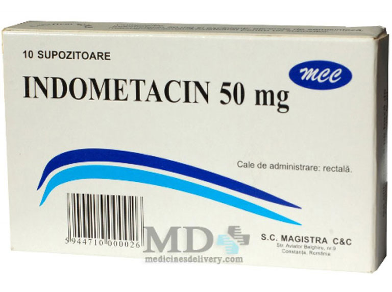 Thuốc giảm đau Indometacin