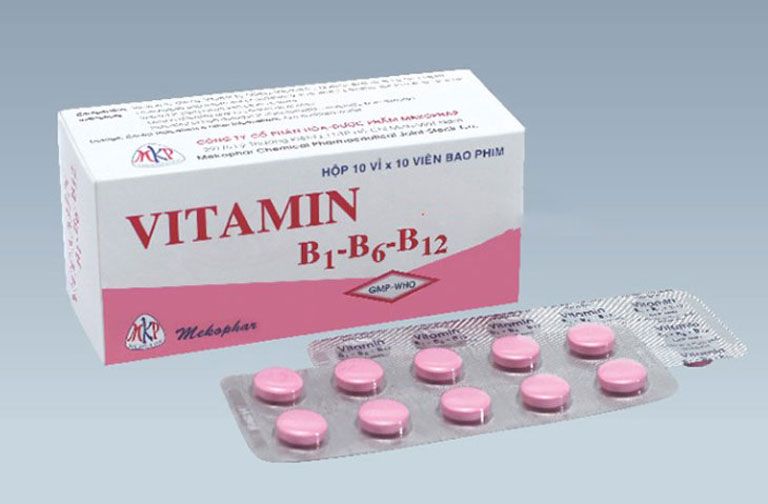 Sử dụng vitamin nhóm B giúp phục hồi thoát vị đĩa đệm bị tổn thương