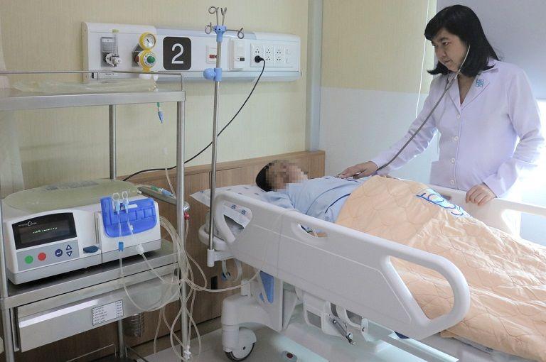 Lọc màng bụng là phương pháp áp dụng cho người bệnh suy thận giai đoạn cuối