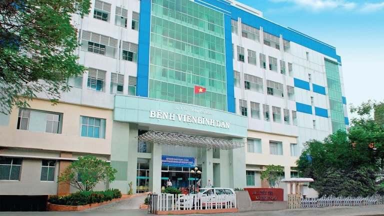 Bệnh viện Bình Dân là địa chỉ hàng đầu khám chữa suy thận tại phía Nam