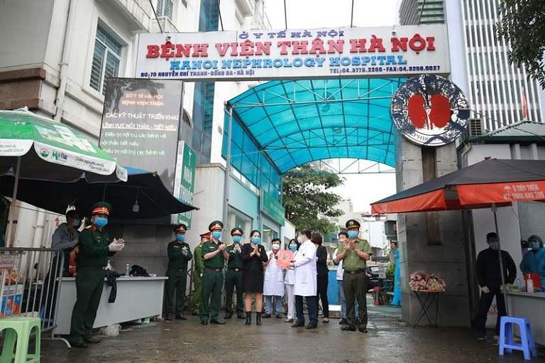 Bệnh viện Thận Hà Nội - địa chỉ hàng đầu về Thận - Tiết niệu