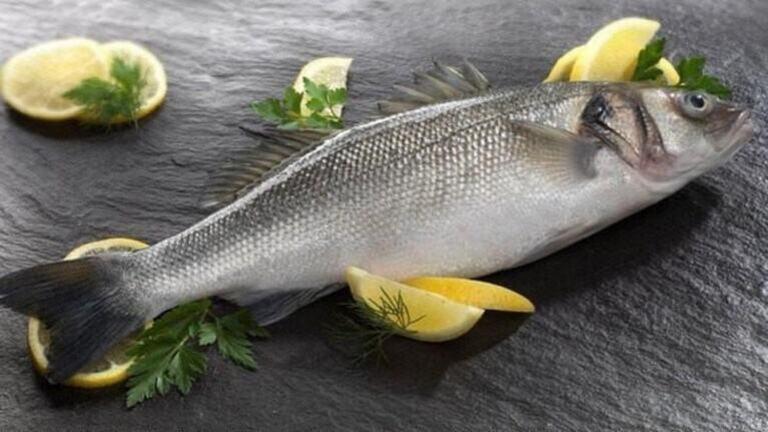 Cá chẽm rất giàu omega - 3, tốt cho người bệnh thận yếu