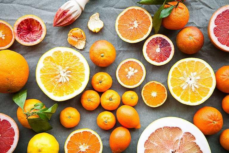 Bị sỏi bàng quang nên ăn gì? - Trái cây họ cam quýt tăng sức đề kháng cho cơ thể
