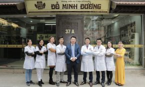 Đội ngũ lương y, bác sĩ tại nhà thuốc nam Đỗ Minh Đường, cơ sở Hà Nội