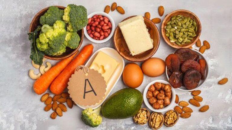 Người bệnh sỏi thận nên tích cực bổ sung thực phẩm giàu vitamin A vào thực đơn