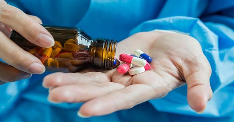 Thuốc chữa viêm cầu thận hiệu quả nhanh nhất - Kháng sinh
