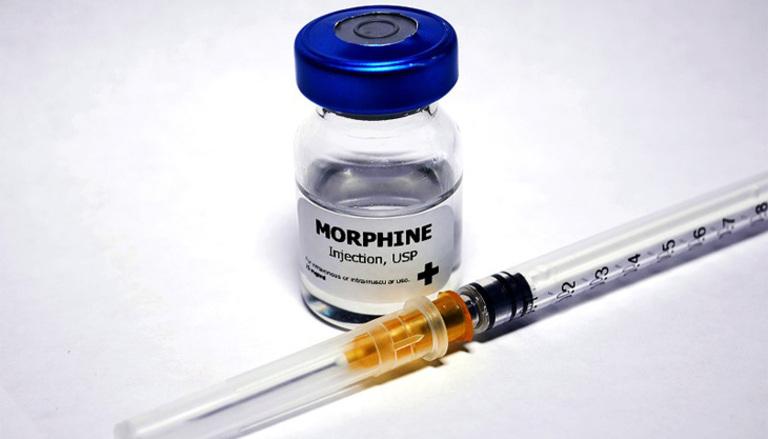 Morphin là một loại thuốc giảm đau hiệu quả