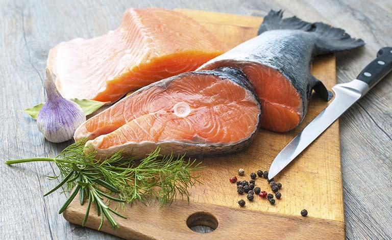 Viêm cầu thận nên ăn gì? - Câu trả lời là cá hồi