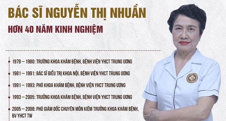 Thầy thuốc ưu tú, bác sĩ CKII Nguyễn Thị Nhuần đánh giá cao Đông phương Y pháp chữa bệnh không dùng thuốc